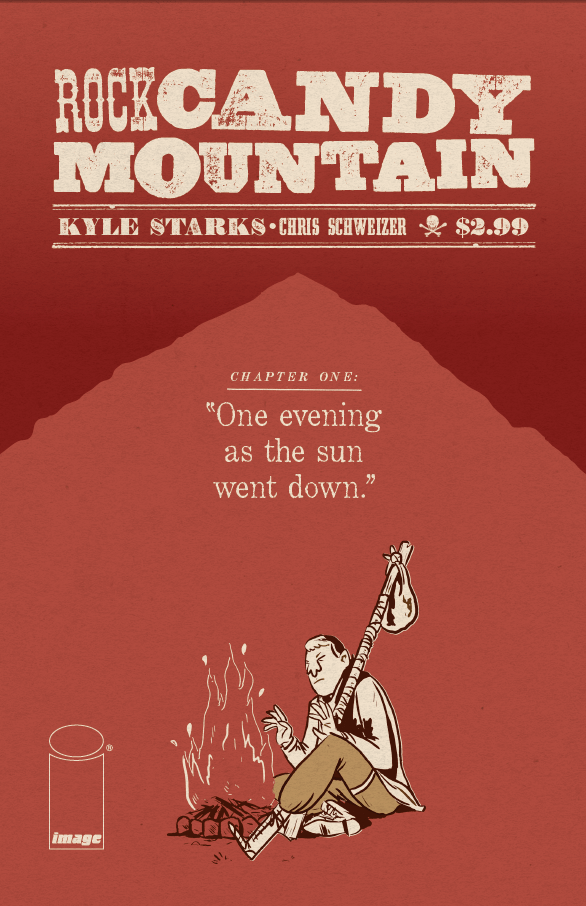 Rock Candy Mountain #1 Review