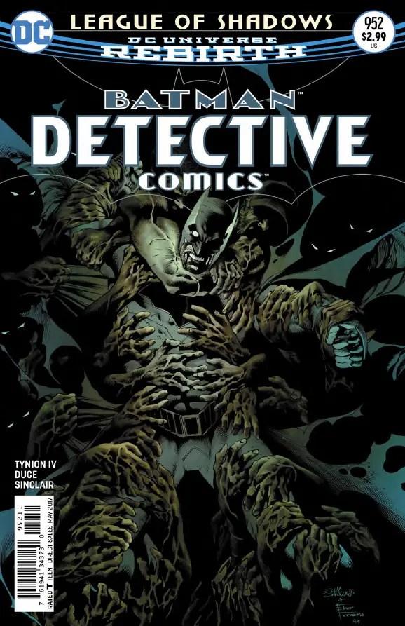 Detective Comics #952 Review