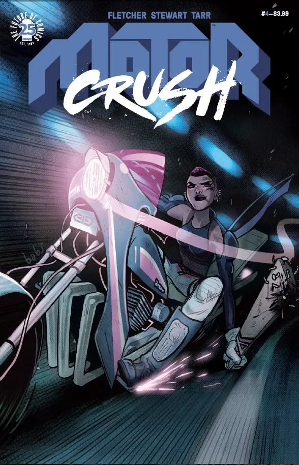 Motor Crush #4 Review