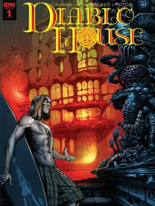 Diablo House #1 Review