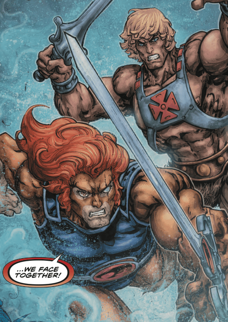 He-Man/Thundercats #6 Review
