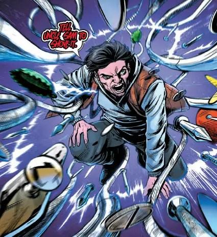 Green Lanterns #19 Review