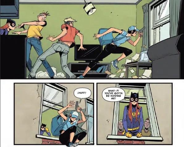 Batgirl #9 Review