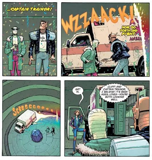 Doom Patrol #5 Review
