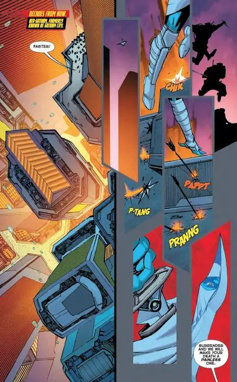 Batman Beyond #6 Review
