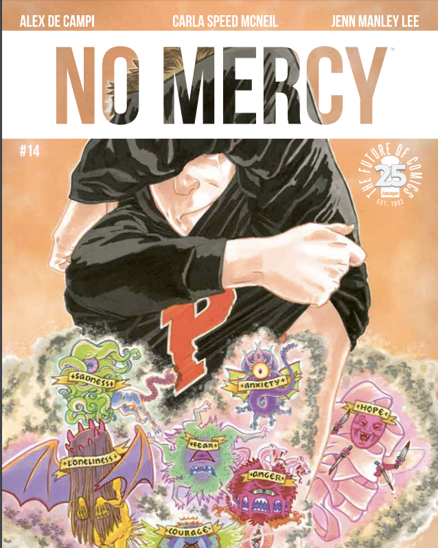 No Mercy #14 Review