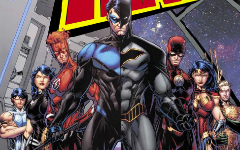 It's that time of year when annual issues start to sprout up, which should make fair weather fans and comic addicts alike giddy; that's partly because annuals allow readers to get one self contained story with a definitive conclusion at the end. They also typically harbor details that will be explored in future issues. We check out Titans Annual #1 and answer the question, is it good?