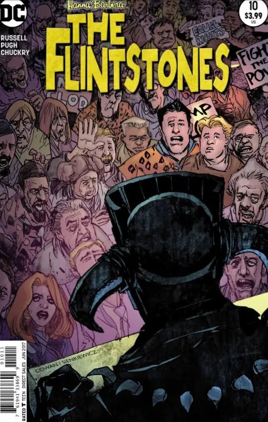 The Flintstones #10 Review