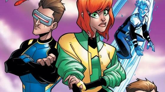 Marvel Preview: X-Men Blue #1