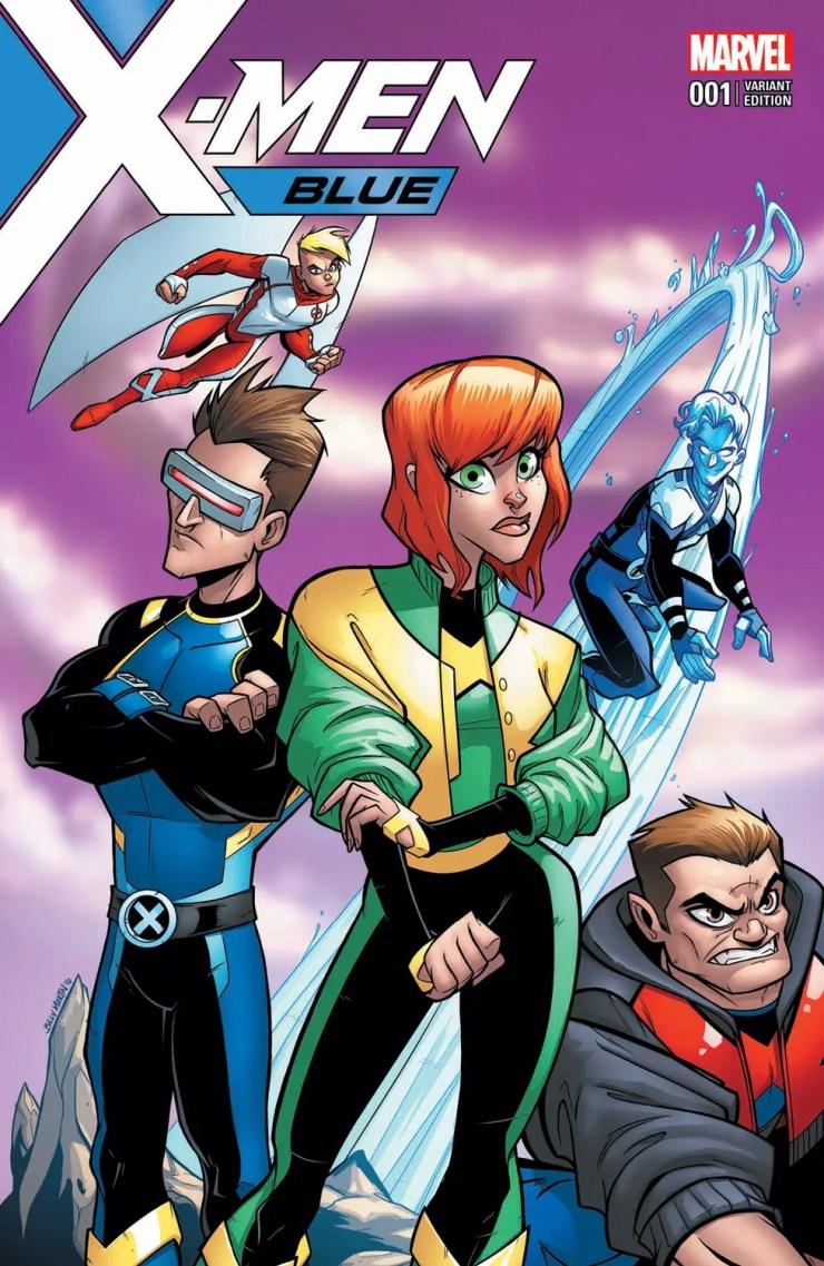 X-Men_Blue_1_Martin_Variant