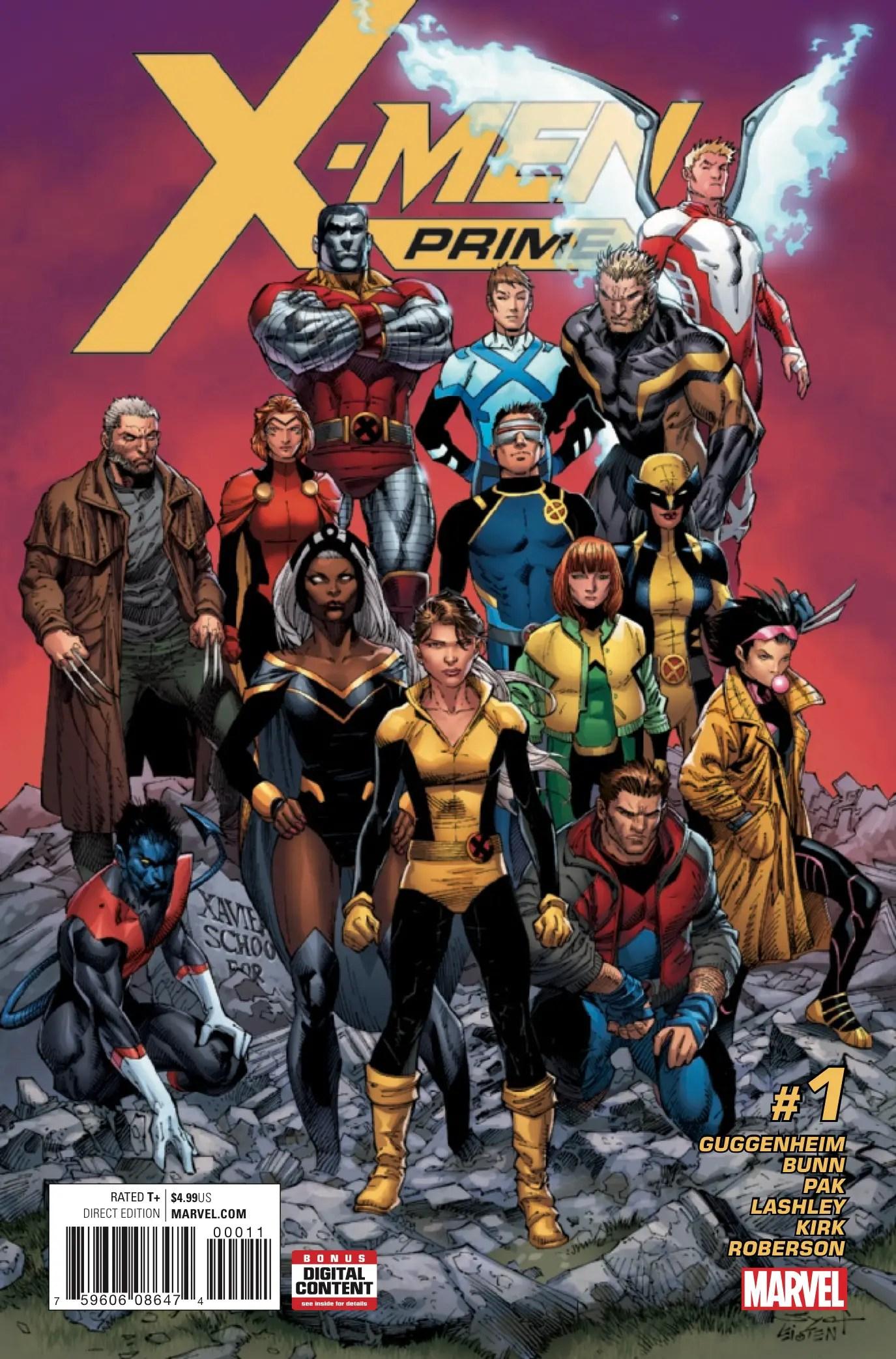 X-Men Prime #1 Review