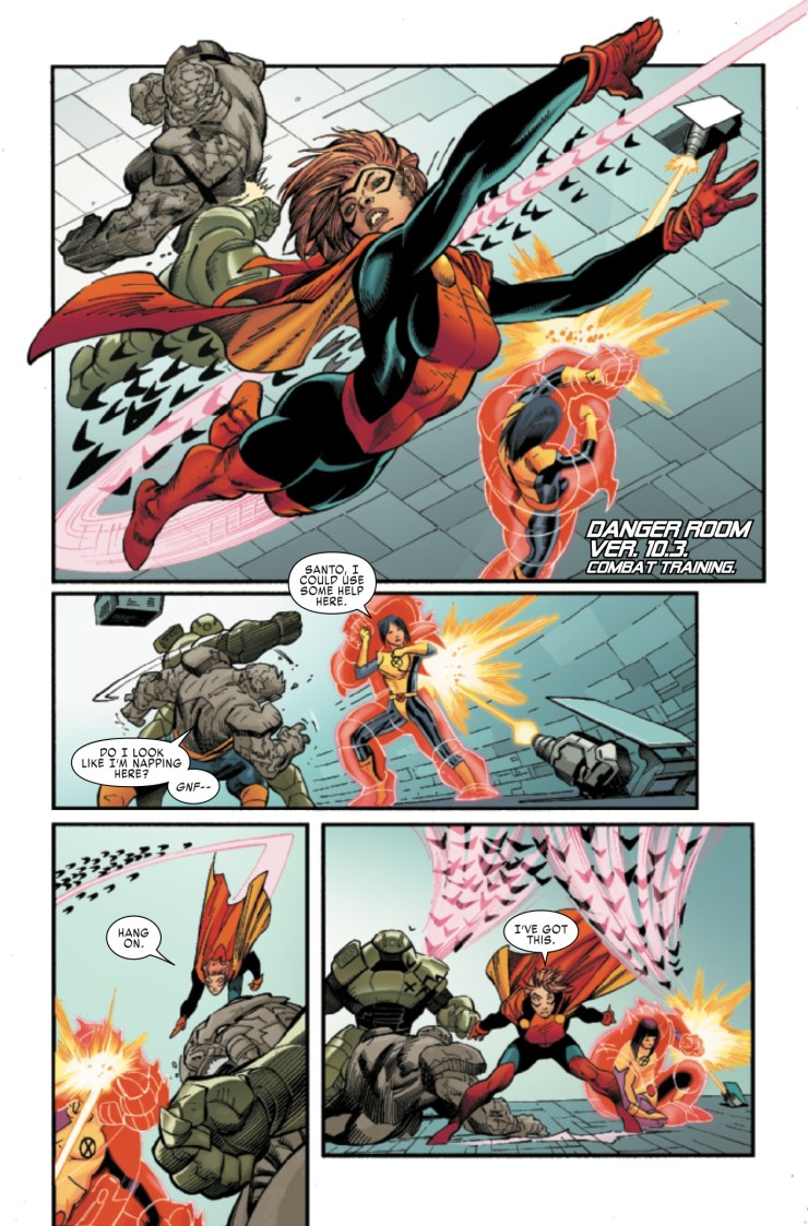 X-Men Gold #1 Review