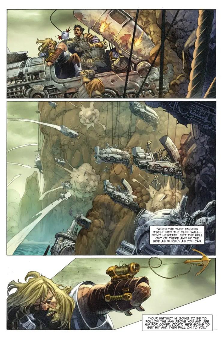 X-O Manowar #1 Review