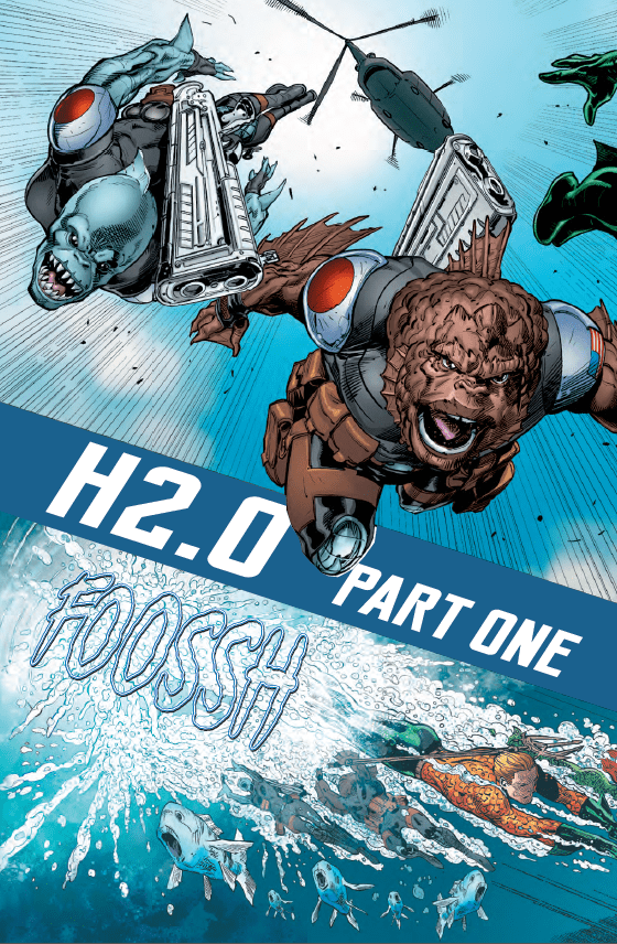 Aquaman #19 Review