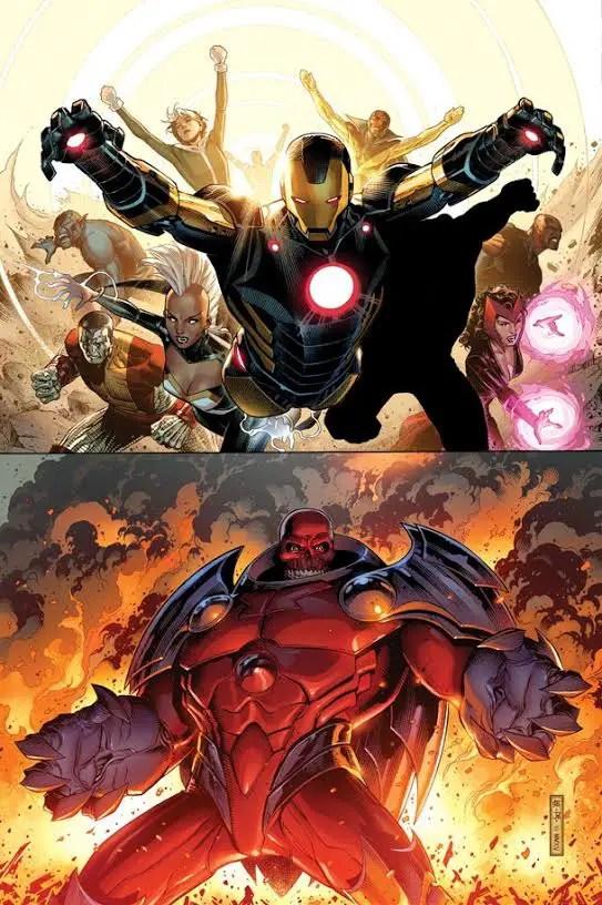 Avengers & X-Men: Axis TPB Review