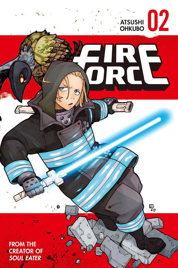 Fire Force Vol. 2 Review