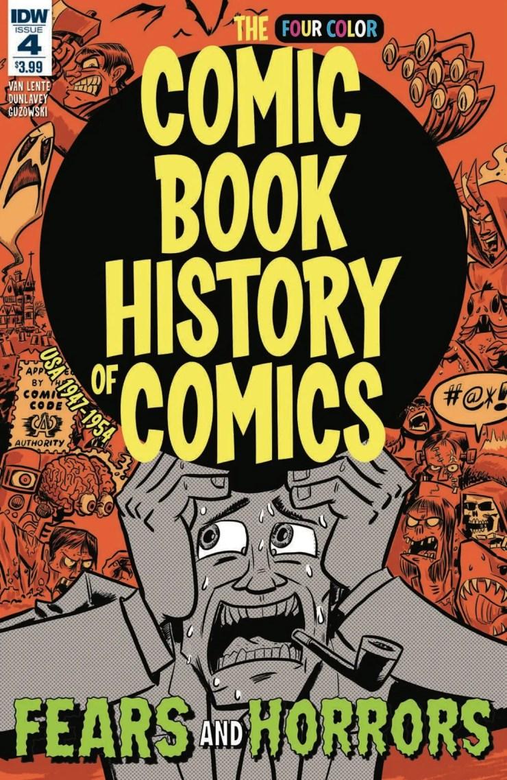 Comic Book History of Comics #4 Review