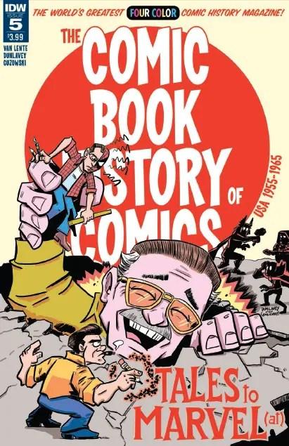 Comic Book History of Comics #5 Review