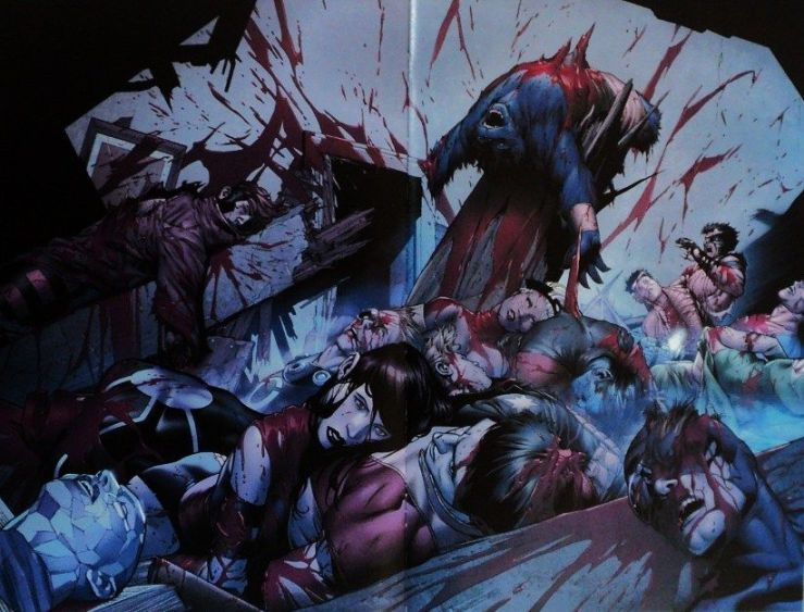 """Revisiting for the First Time: I Finally Read """"Old Man Logan"""""""