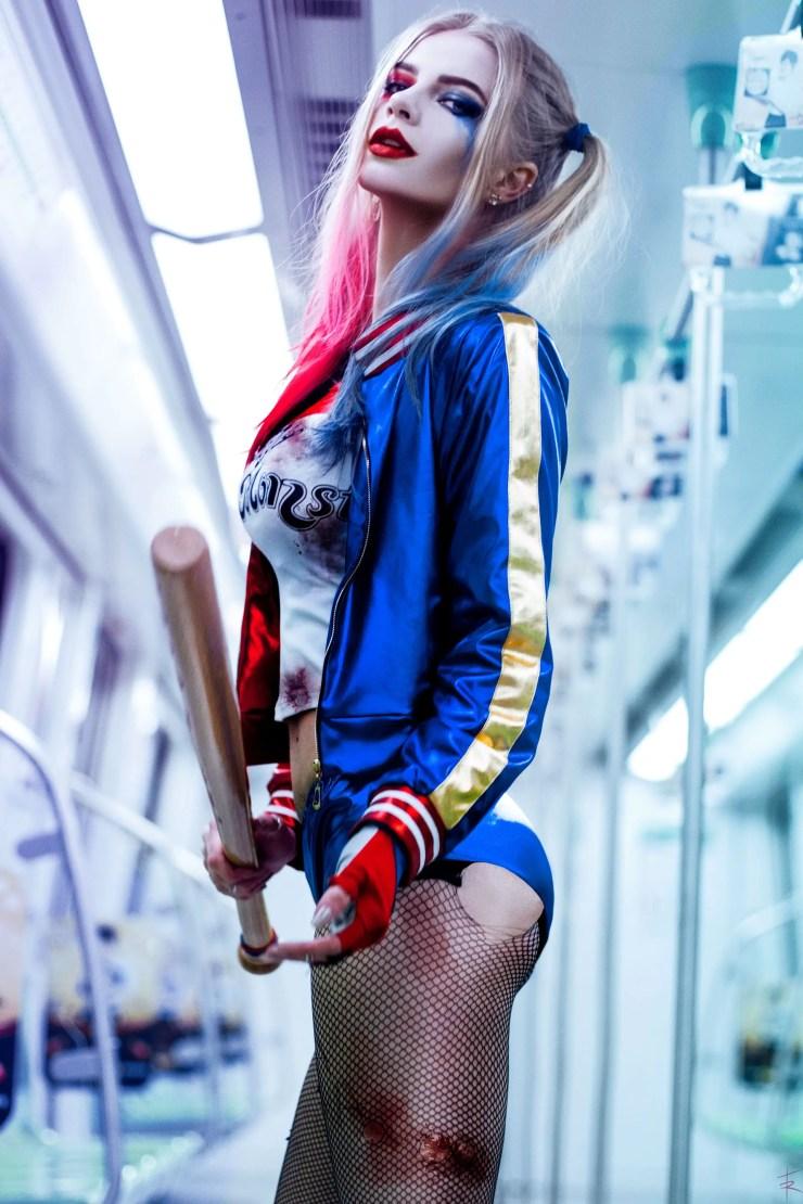 Harley Quinn Cosplay by Katie Kosova