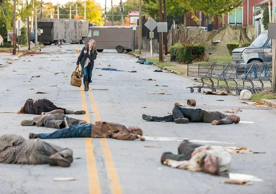"The Walking Dead: Season 7, Episode 13 ""Bury Me Here"" Review"