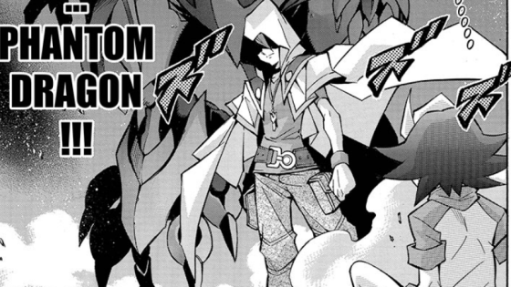 And so we have a new Yu-Gi-Oh! manga that's been running in Weekly Shonen Jump, based on the Arc-V anime spin-off of the main series, much like GX and 5D's. Let's give this a look! Is it good?