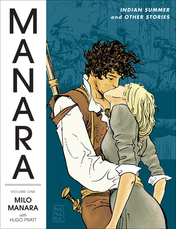 Manara Library Volume 1: Indian Summer and Other Stories - An Illustrated Review