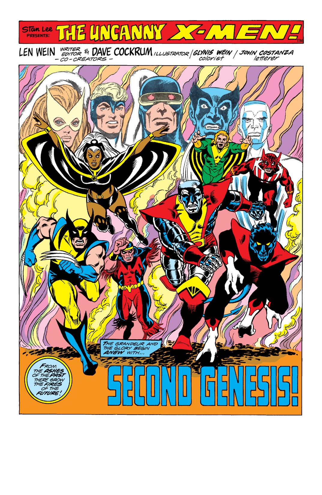 X-Men Epic Collection: Second Genesis TPB Review