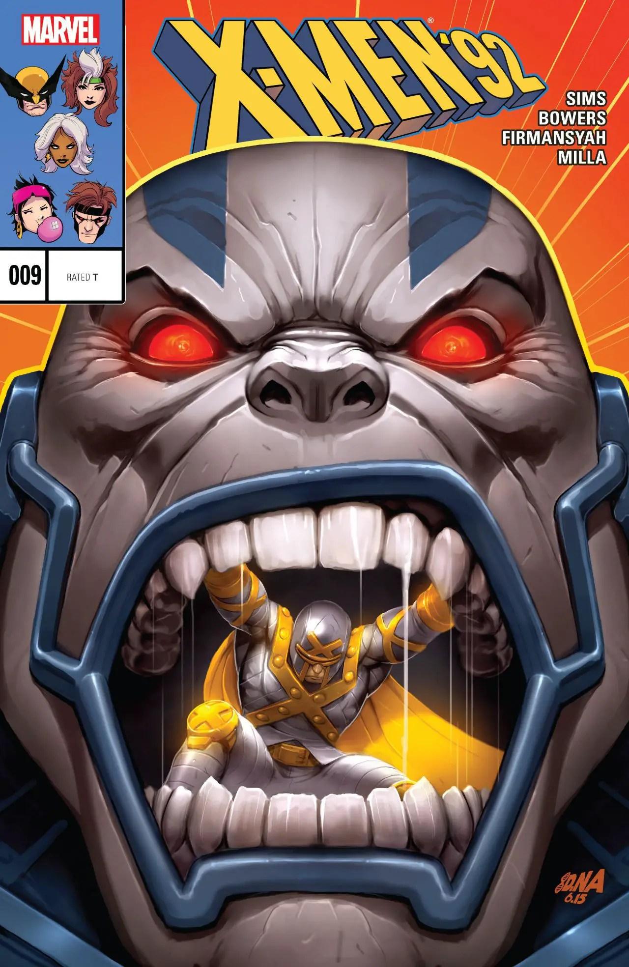 X-Men '92 Vol. 2: Lilapalooza Review