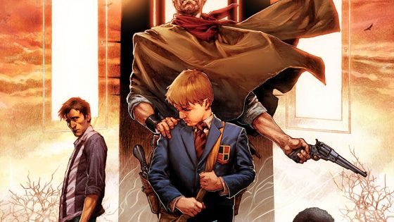Stephen King's Dark Tower: The Drawing of the Three - The Sailor Review