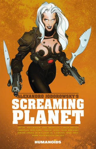 Alexandro Jodorowsky's 'Screaming Planet' - An Illustrated Review