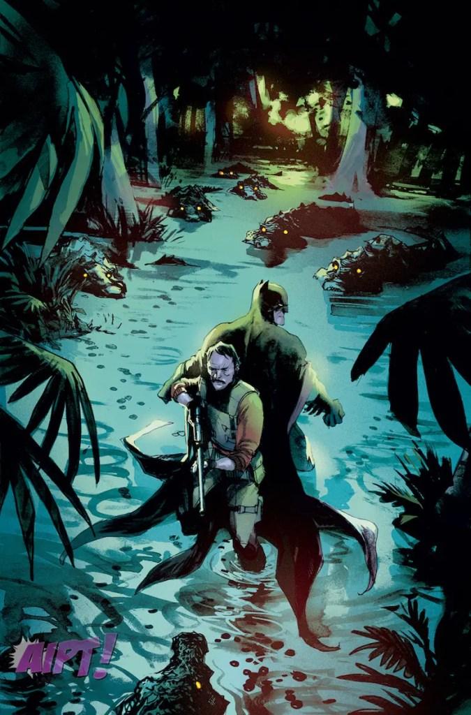 [EXCLUSIVE] Advance DC Comics Batman Family Solicitations For July 2017