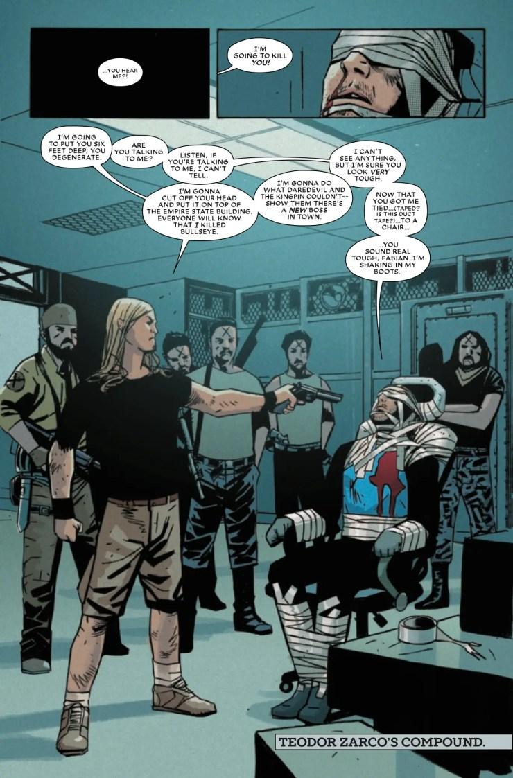 Marvel Preview: Bullseye #4