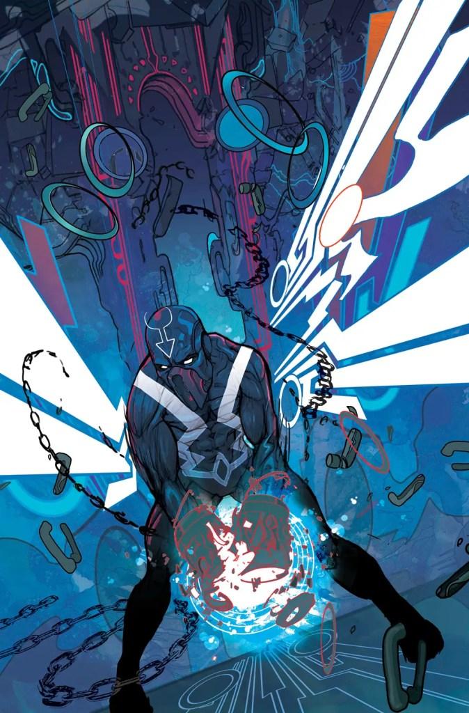 Marvel Preview: Black Bolt #1