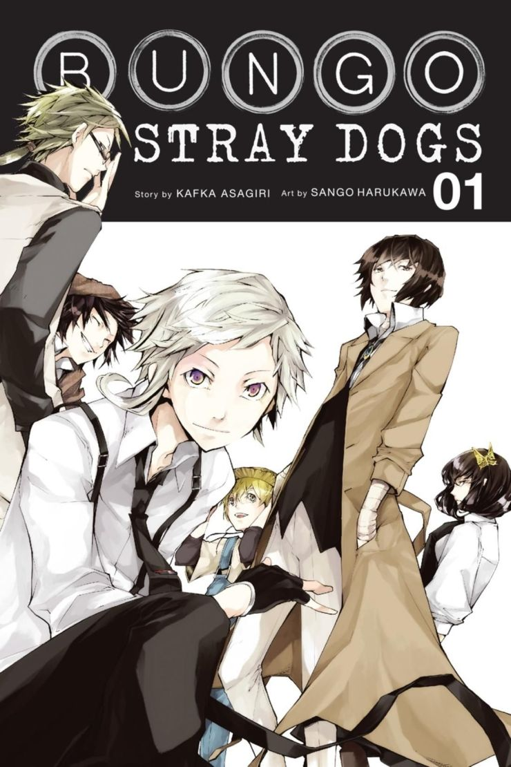 Bungo: Stray Dogs Vol. 1 Review