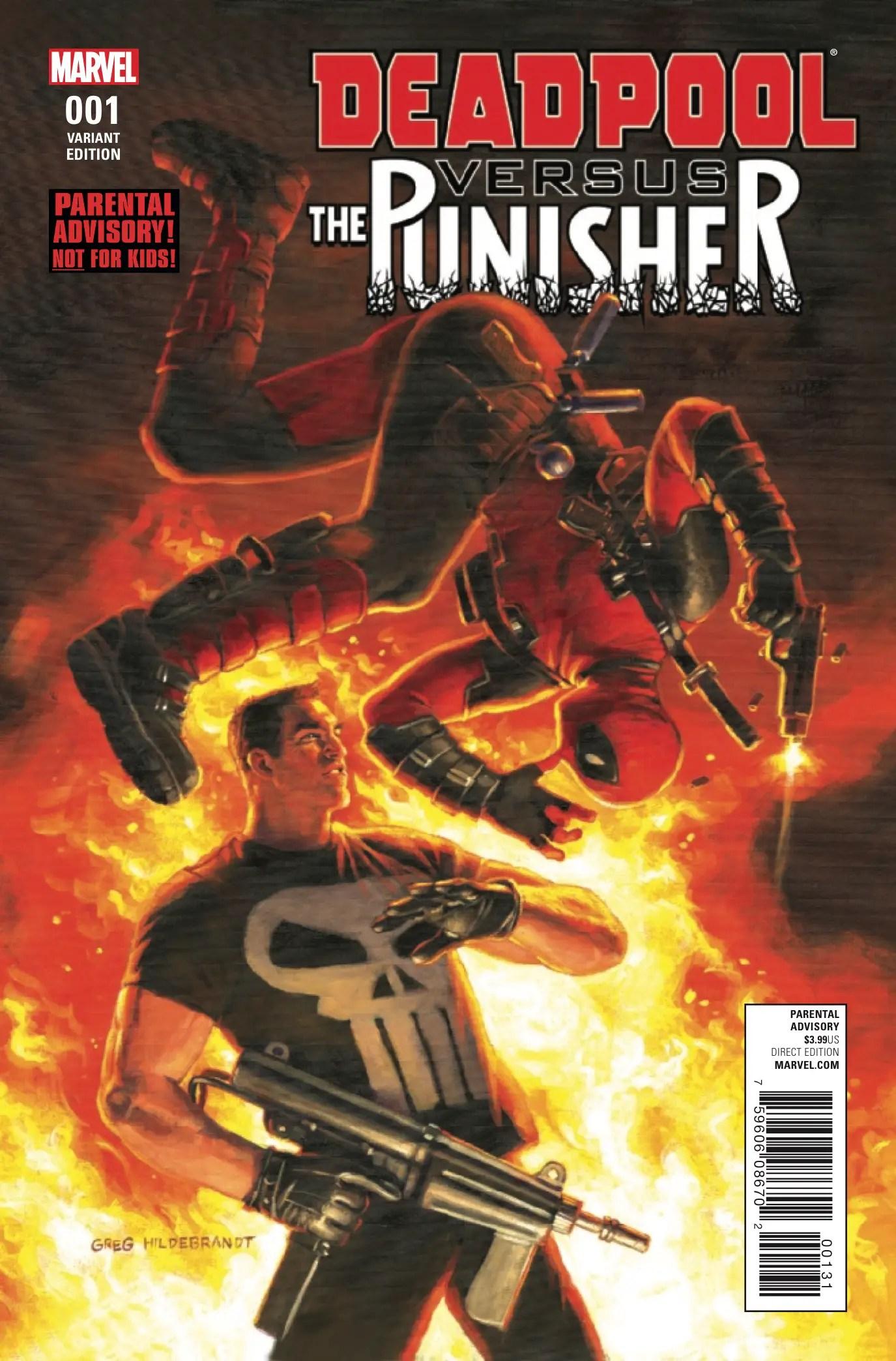 Deadpool vs. The Punisher #1 Review