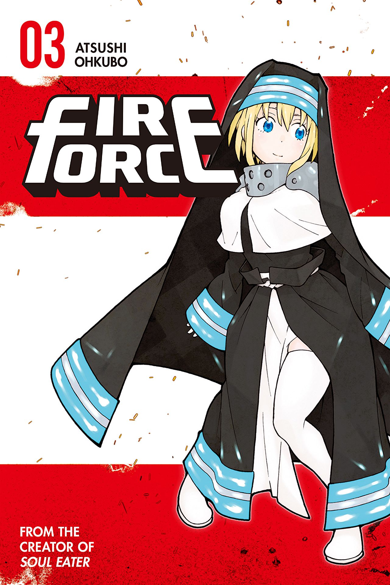 Fire Force Vol. 3 Review