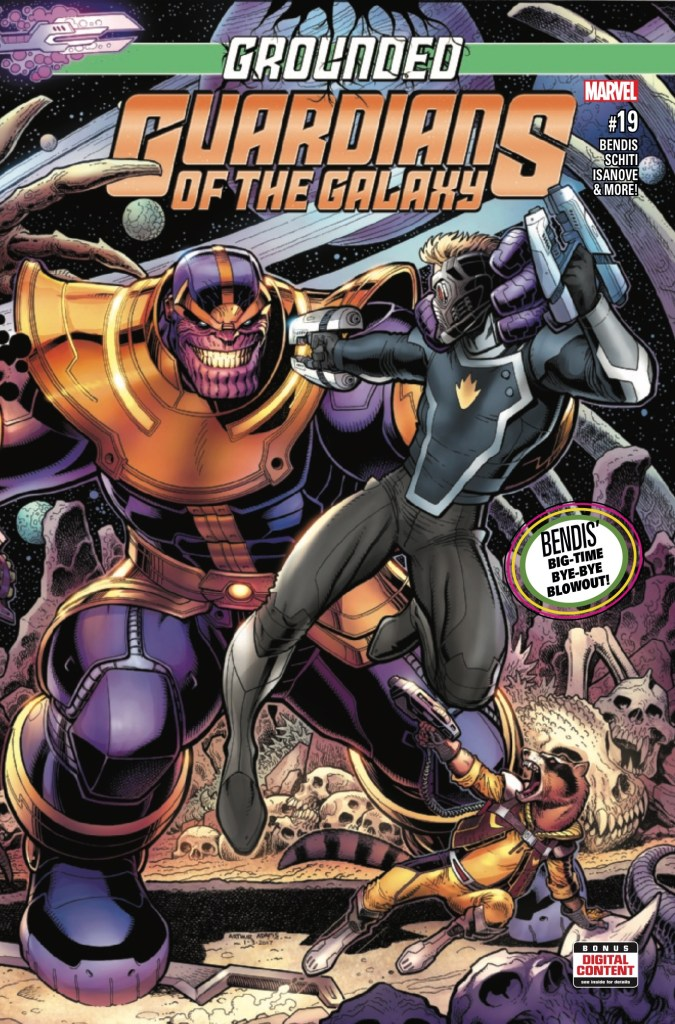 Guardians of the Galaxy #19 Review