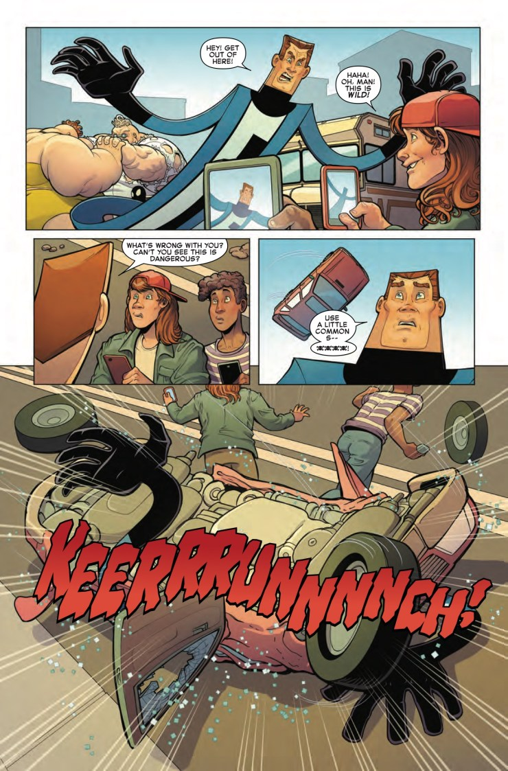Marvel Preview: Great Lakes Avengers #7