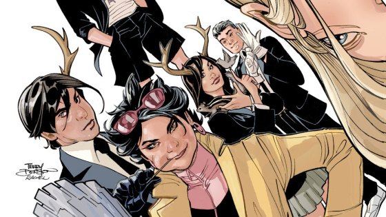 For the first time in years, the Xavier Institute for Mutant Education and Outreach throws open its doors once again – ready to foster the next generation of mutant heroes and diplomats! Today, Marvel is pleased to present your first look inside those hallowed halls with GENERATION X #1 – the new series launching as part of ResurrXion! Join writer Christina Strain (Runaways, Civil War II: Choosing Sides) and artist Amilcar Pinna (Astonishing X-Men, All-New Ultimates) as they join forces to bring fans the next generation of mutantkind – if the students survive!