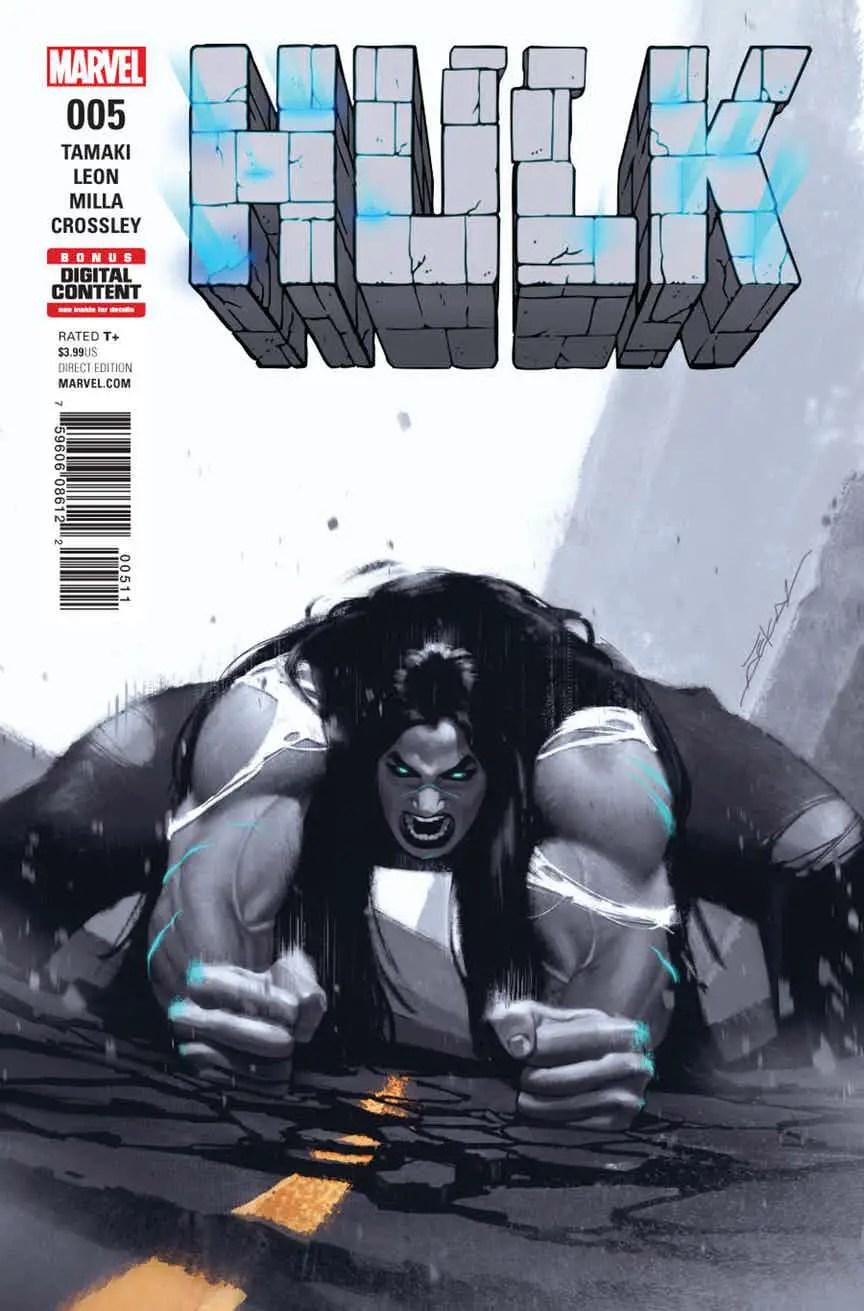 Hulk #5 Review
