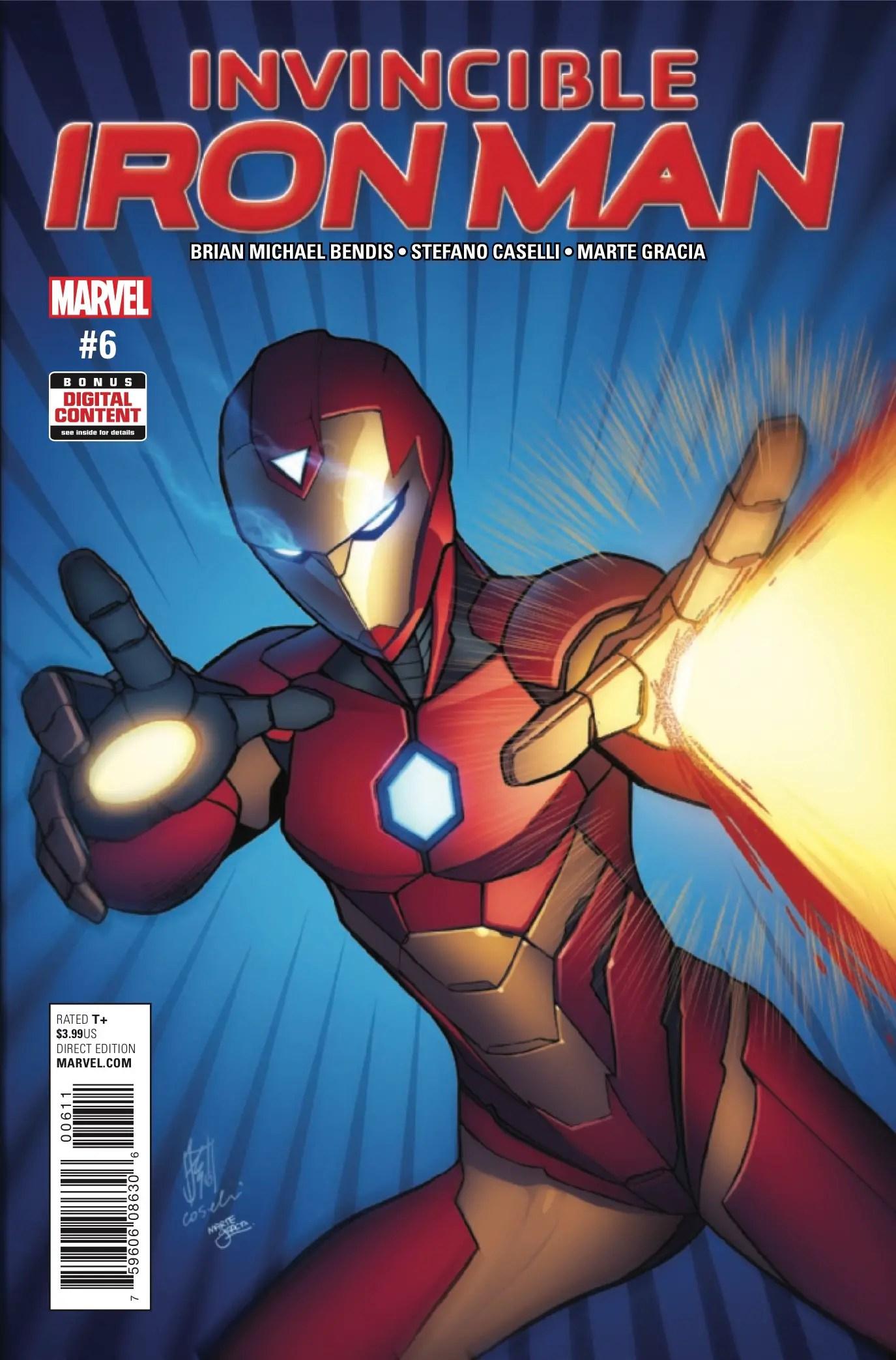 Invincible Iron Man #6 Review