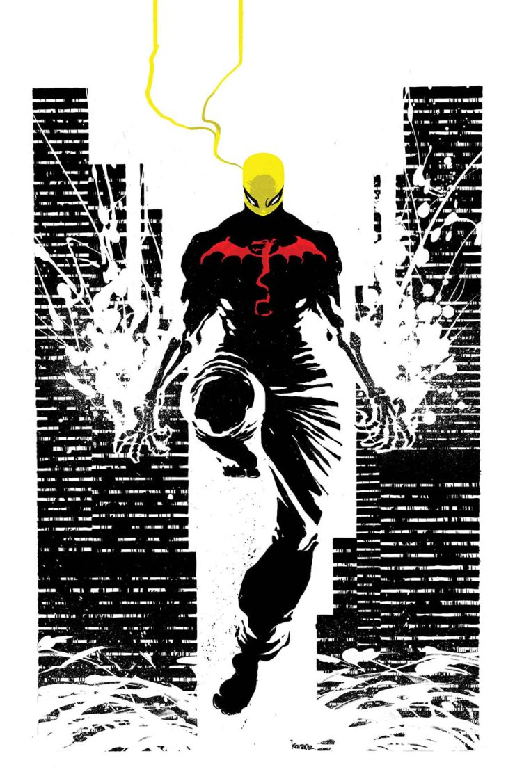Iron Fist: The Living Weapon - The Complete Collection Review