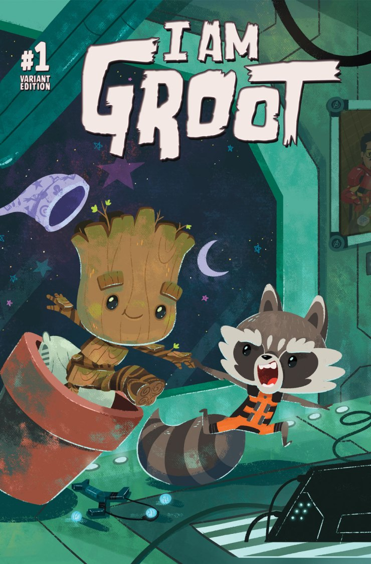 Marvel Preview: I am Groot #1
