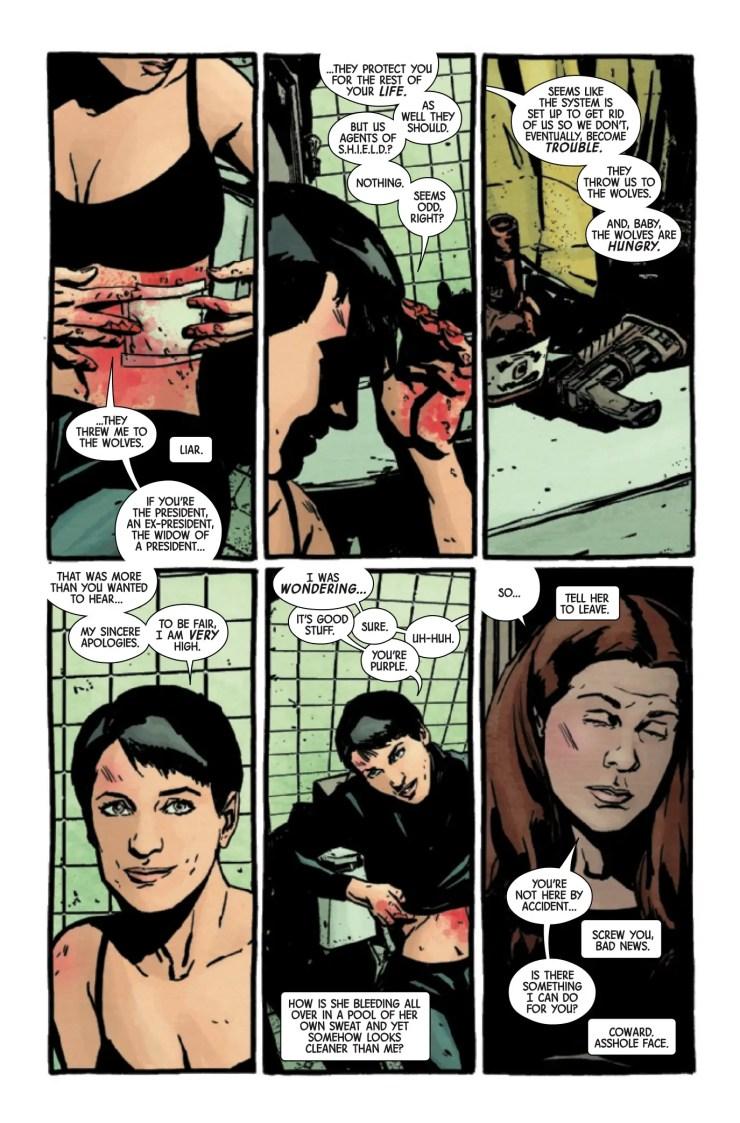 Marvel Preview: Jessica Jones #8