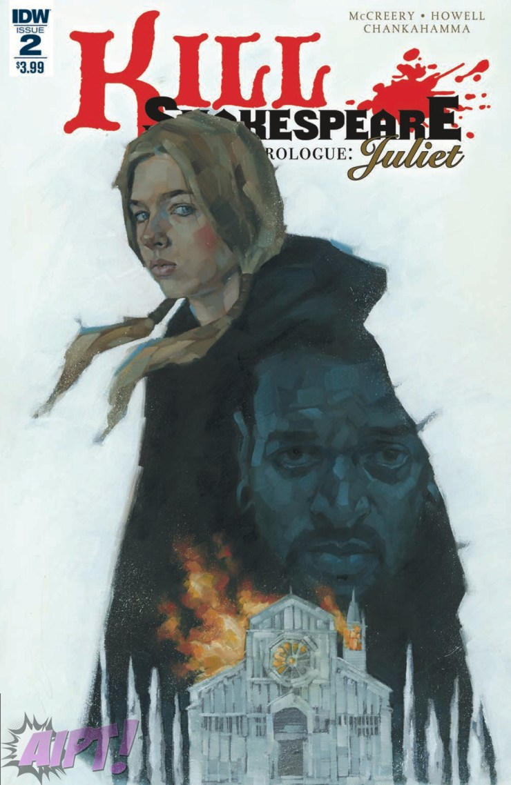 [EXCLUSIVE] IDW Preview: Kill Shakespeare - Past is Prologue: Juliet #2