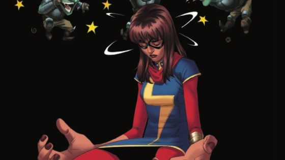 In the conclusion to the arc, Kamala must discover the limits of her bravery and that of her friends. Is it good?