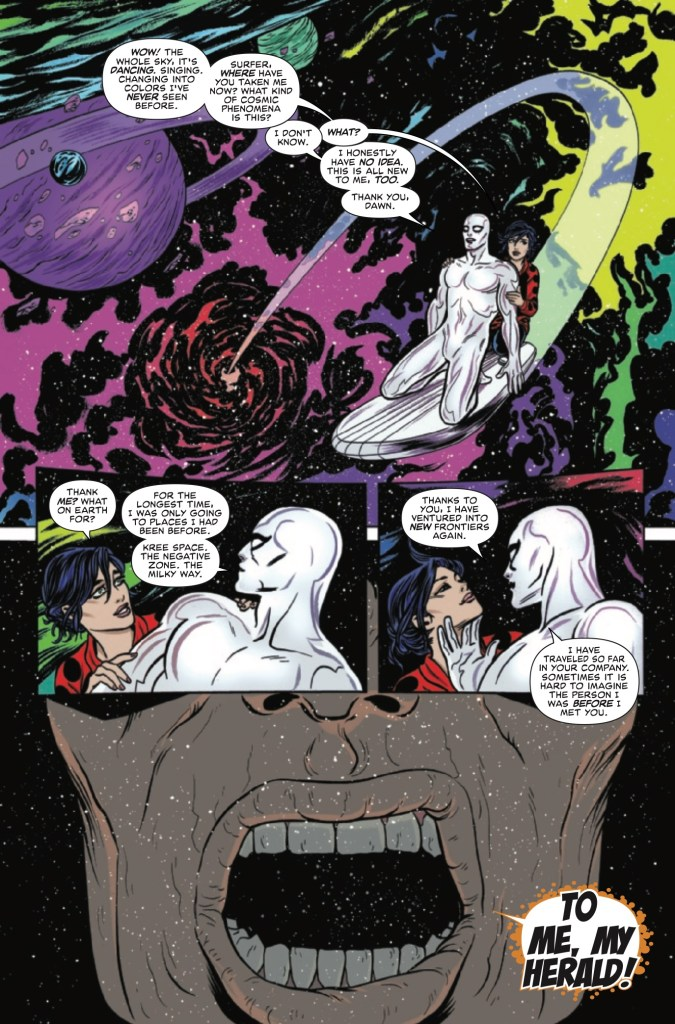 Marvel Preview: Silver Surfer #10