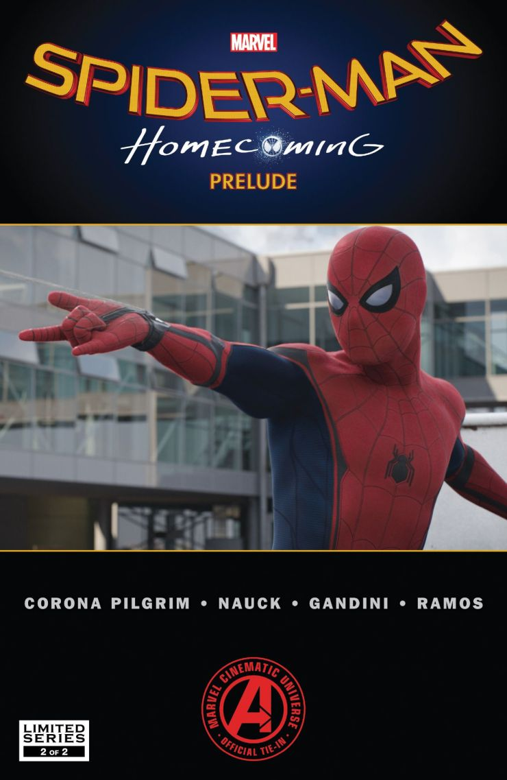 Spider-Man: Homecoming Prelude #2 Review
