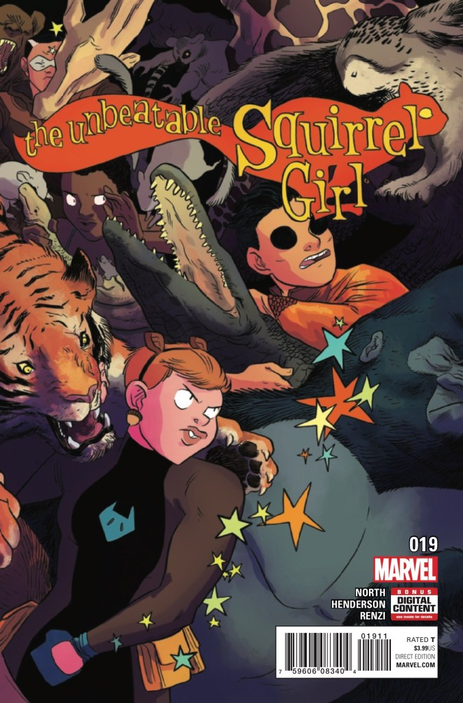 The Unbeatable Squirrel Girl #19 Review